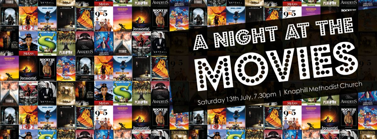 A night at the movies – Summer concert review